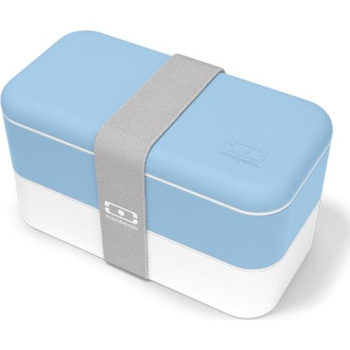 Bento box MonBento Original blue Crystal