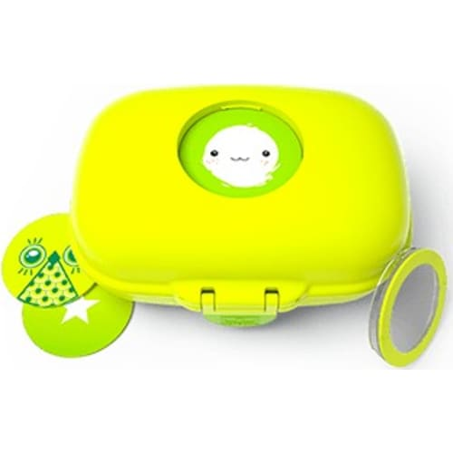 Bento box MonBento GRAM zielony