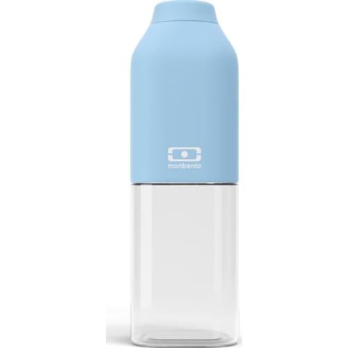 Butelka bidon na wodę, napoje MonBento blue Crystal 0,5l