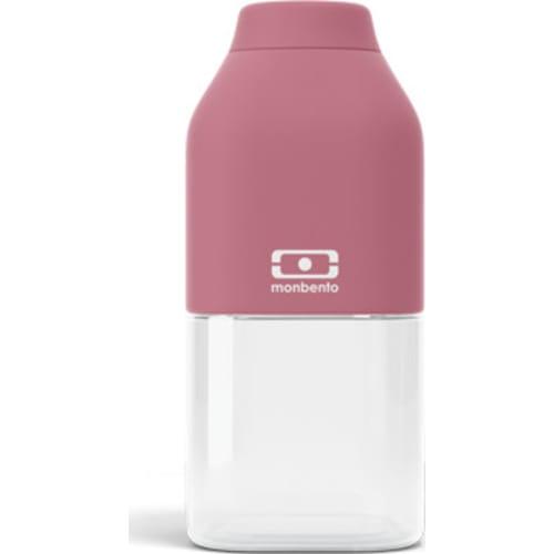 Butelka bidon na wodę, napoje MonBento pink Blush 0,33l