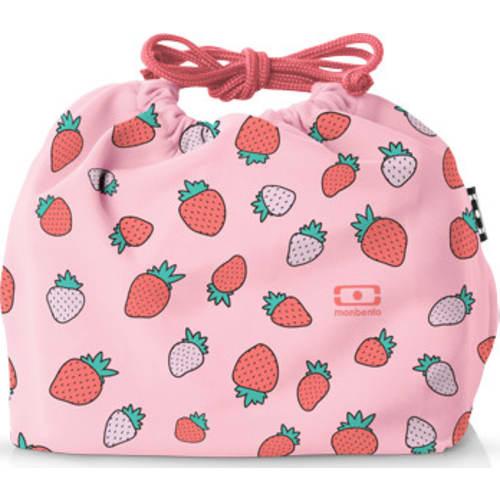 Torba MonBento Pochette graphic Strawberry