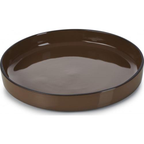 CARACTERE talerz gourmet 23 cm Tonka