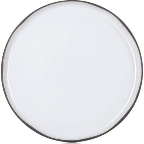 CARACTERE Talerz 26 cm Biała Chmura