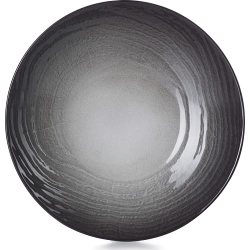 SWELL Talerz głęboki 24,2 cm czarny piasek