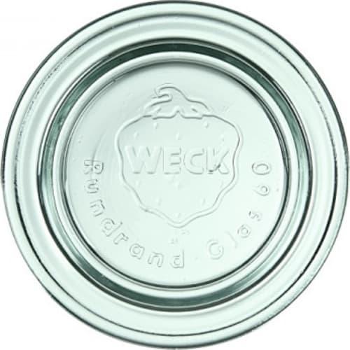 Pokrywa szklana Weck 60 mm, 6 szt