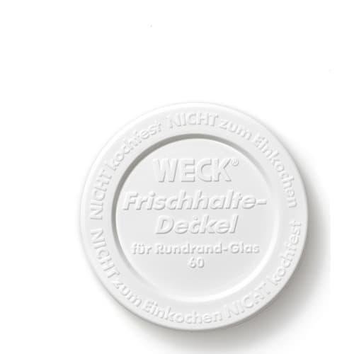 Pokrywka Keep Fresh   PP 60 mm WECK op. 5 szt.