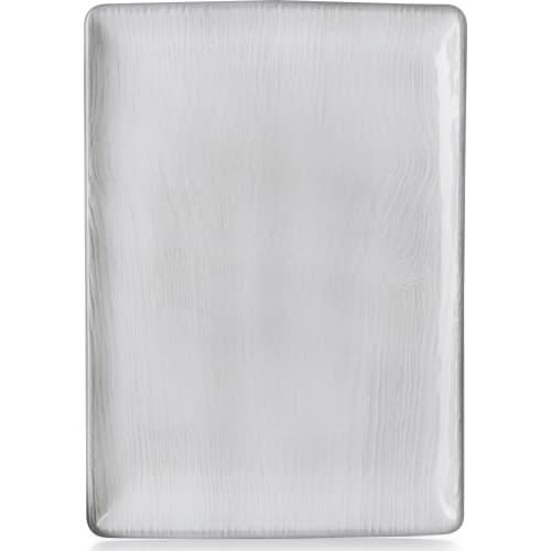 SWELL Półmisek 32x23 cm biały piasek