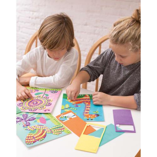 Zestaw artystyczny Apli Kids mozaika - Konik morski