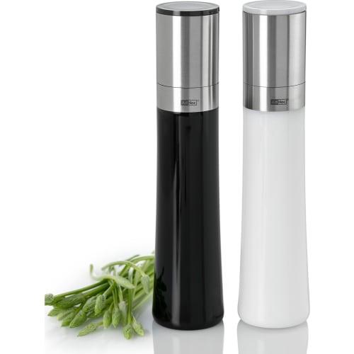 Zestaw młynków do pieprzu i soli AROMA