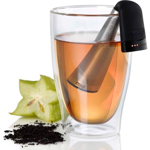 Zaparzacz do herbaty z timerem elektronicznym TEAPEEP