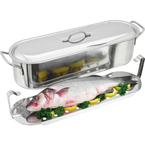 Brytfanna do ryb Judge 45 cm o pojemności 7,3 l