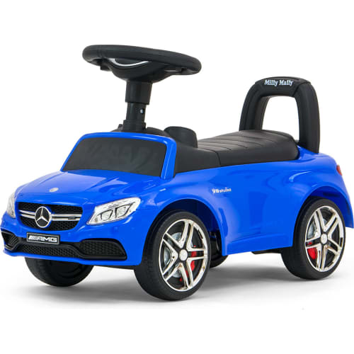Pojazd MERCEDES-AMG C63 Coupe Blue S Milly Mally