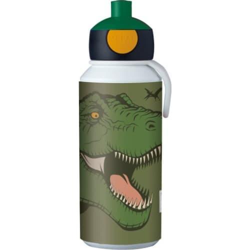 Butelka Pop- up Campus  Dino 400 ml