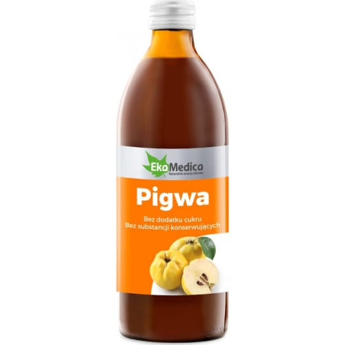 Sok 100% z Pigwy 0,5l
