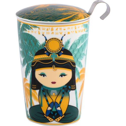 Kubek z zaparzaczem TeaEve Little Egypt  350 ml