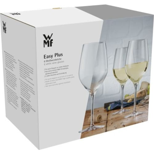 Zestaw 6 kieliszków do białego wina, Easy Pl