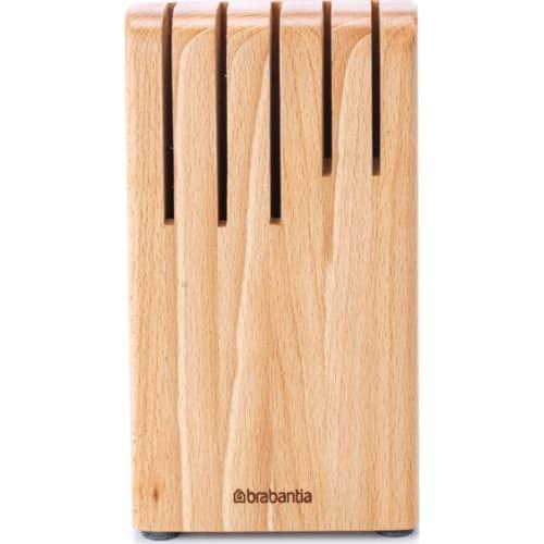 Brabantia drewniany blok na noże Profile
