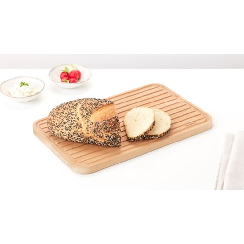 Brabantia deska do krojenia mięsa drewniana Profile
