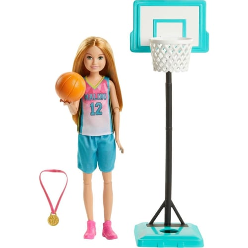 Barbie sportowa siostra