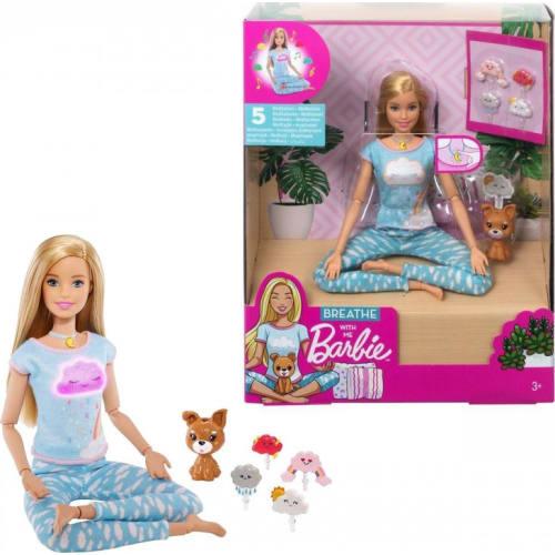 Barbie medytacja z dźwiękami