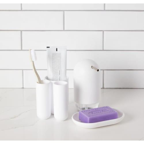 Dozownik do mydła TOUCH biały