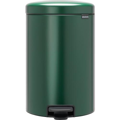 Brabantia kosz pedałowy NEWICON zielony Pine 20 l