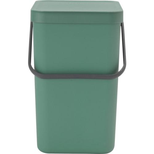 Brabantia kosz na odpadki Sort & Go zielony Pine 25 l