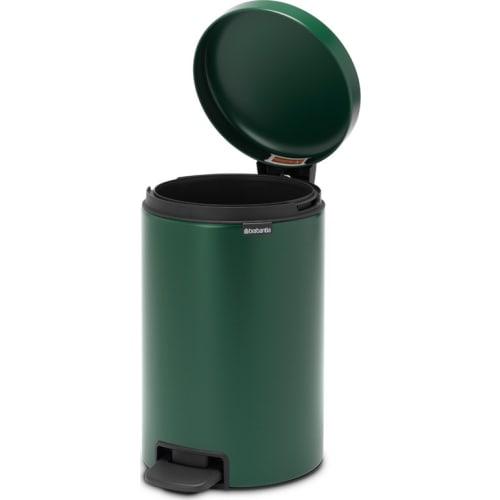 Brabantia kosz pedałowy NEWICON zielony Pine 12 l