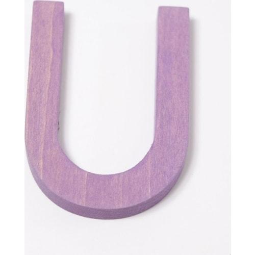Drewniana litera U