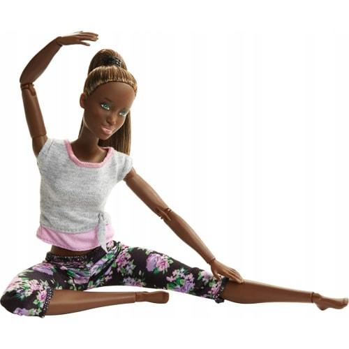 Barbie Made to Move Lalka Kwiecista