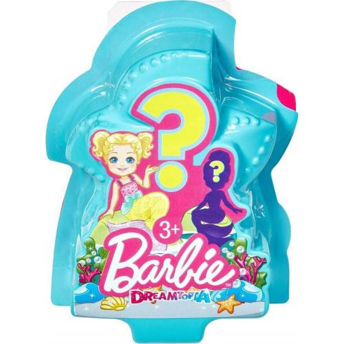 Barbie Syrenka w Muszelce Niespodzianka