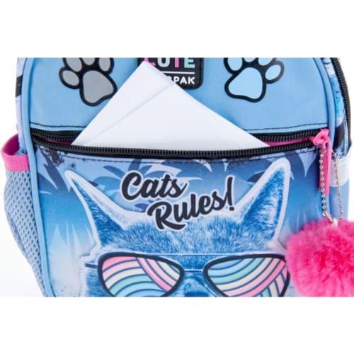 PLECAK MINI CAT RULES STARPAK 446614
