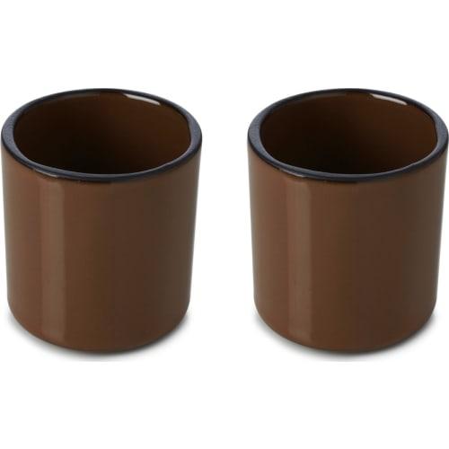 CARACTERE Filiżanka do espresso (2 x 80 ml) Tonka