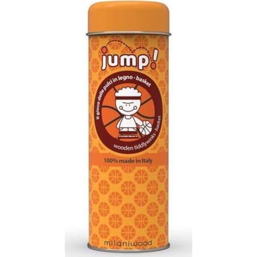 Gra JUMP! KOSZYKÓWKA, 4l+ Milaniwood