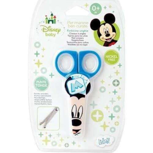 Nożyczki do Paznokci dla Dzieci, Myszka Mickey, 0m+ Lulabi