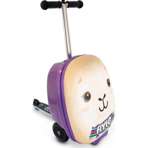 Hulajnoga z walizką - Lama Luca
