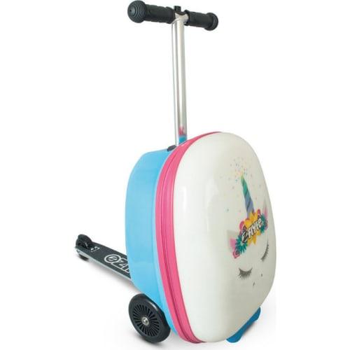 Hulajnoga z walizką - Jednorożec Chloe