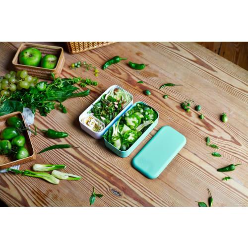 Bento box MonBento Original green Lagoon