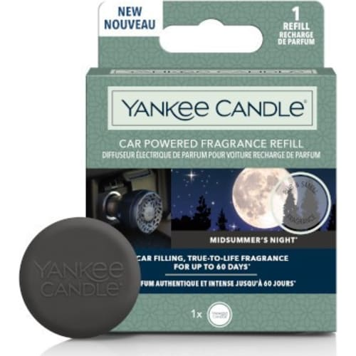 Zapach Do Samochodu Midsummer's Night - Uzupełniacz Yankee Candle