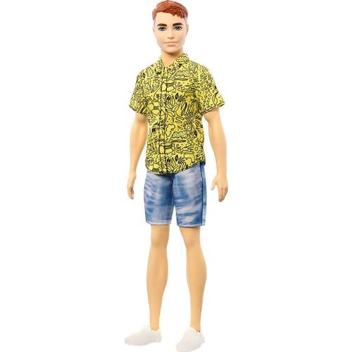 Barbie stylowy Ken