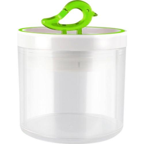 VIALLI DESIGN - Pojemnik 400 ml LIVIO - zielony