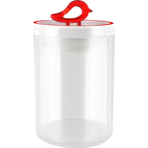 Pojemnik kuchenny czerwony 800 ml Livio Vialli Design