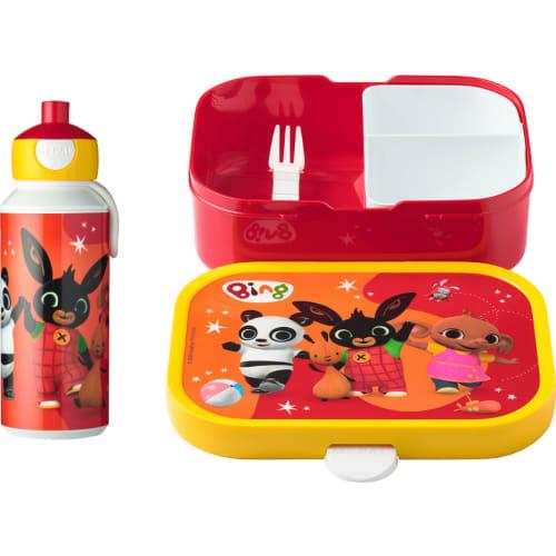 Zestaw Dziecięcy Lunchbox i Bidon Campus Bing