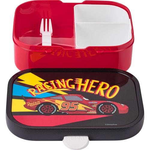 Lunchbox dziecięcy Campus Cars go