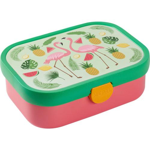 Lunchbox dziecięcy CampusTropical Flamingo Rosti Mepal