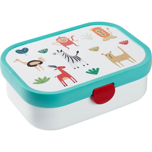 Lunchbox dziecięcy Campus Animal Friends Rosti Mepal