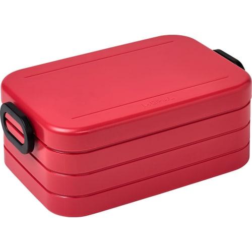 Lunchbox Take a Break Bento midi Nordic Red 107632174500