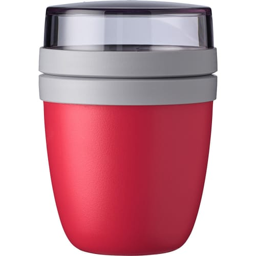 Lunchpot Ellipse Mini Nordic Red