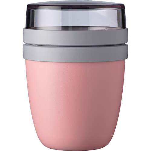 Lunchpot Ellipse Mini Nordic Pink