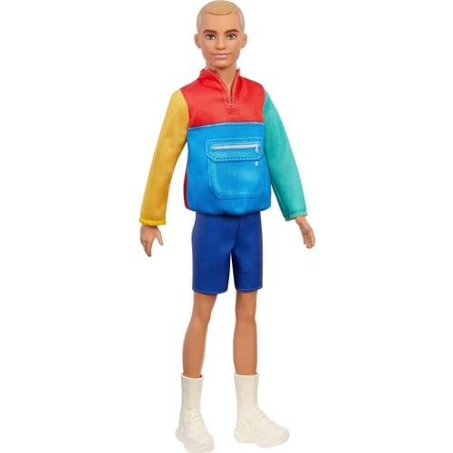 Lalka Barbie Modny Ken Fashionistas